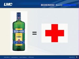 Becherovka lek